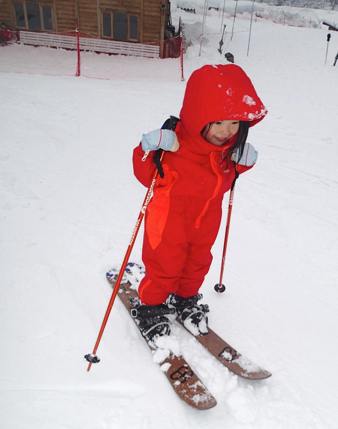 Kids On Skishoes – The Hokstars! – Skishoeing